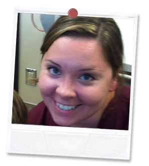 Hygienist Liz at Woodbury Family Dentists